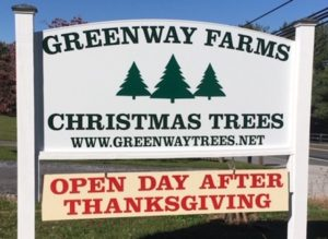Merry Christmas from Greenway Farms!